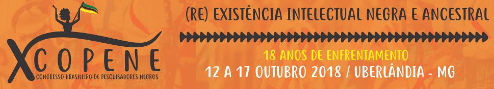 X Congresso Brasileiro dos(as) Pesquisadores(as) Negros(as)